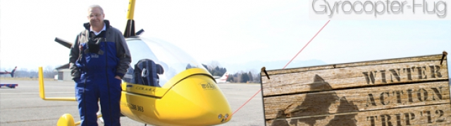Video vom Gyrocopter-Flug in Vorarlberg