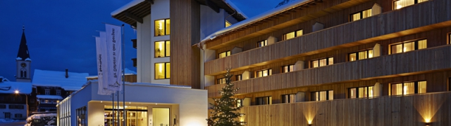 Sporthotel Silvretta Montafon