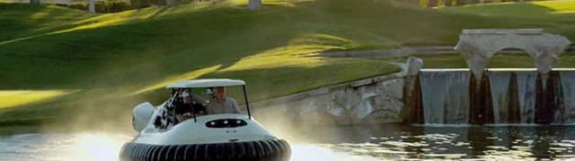 Hovercraft Golf Cart and more