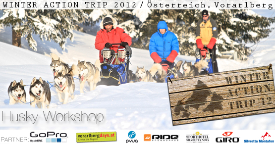 Winter-Action-Trip Husky-Workshop