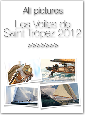 Banner Les Voiles de Saint Tropez