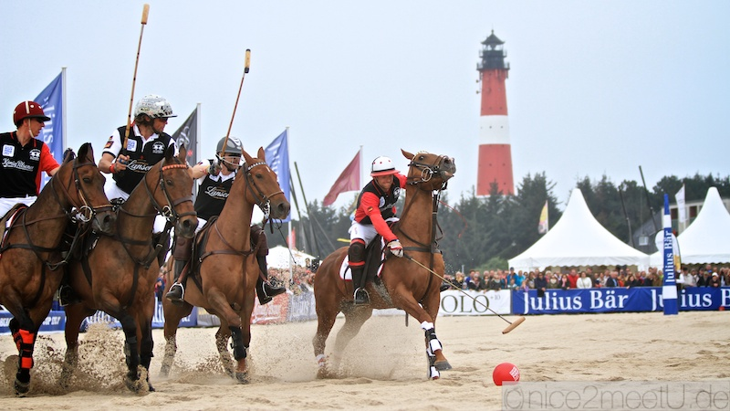 Julius Bär Beach Polo World Cup 2013