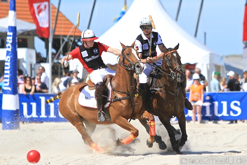 Beach Polo Sylt 2014 Hörnum