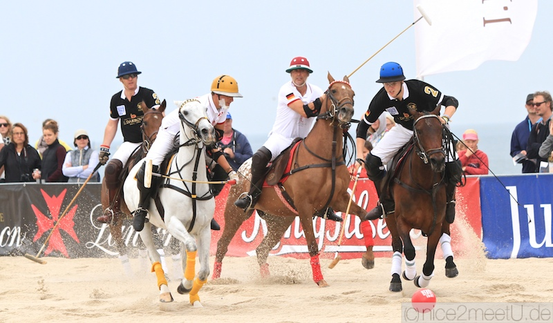 Julius Bär Beach Polo World Cup 2014