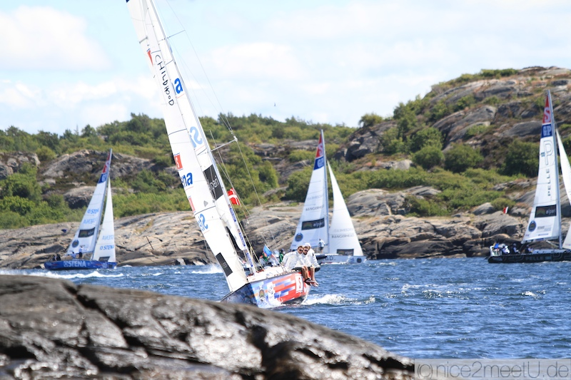 Regatta in Marstrand